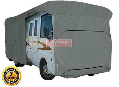 Class A RV Motorhome Camper Cover Covers 30' - 33' 2Y Warranty