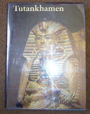"Tutankhamen ""Life and death of a pharaoh"" by Christine Desroches-Noblecourt"
