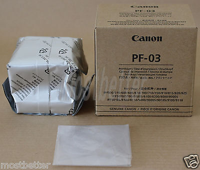 GENUINE Canon Print Head PF-03 2251B001 Free Shipping