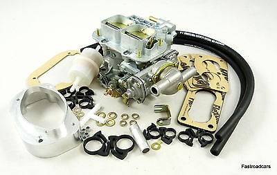 Ford 2.3 V6 Cologne Weber 38 Dgas Carb/carburettor Auto Choke With Fittings