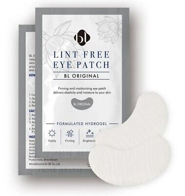 Blink under Eye Patches pads Lint Free Thin - 100 pairs Eyelash Extension