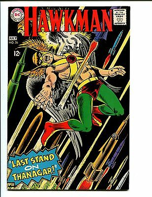 Hawkman  #26   9.0/9.2  Nm-   Original Owner!    Nice Pages!     Take A Look