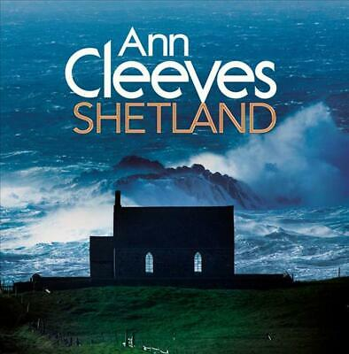 Shetland by Ann Cleeves (English) Hardcover Book Free Shipping!