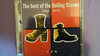 Rolling Stones -  Jump Back. The Best Of 71-93. Cd