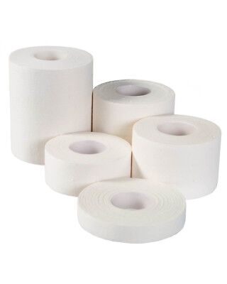 Steroplast White Zinc Oxide tape roll sports strapping medical clinical ZO - 10m