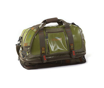New Fishpond Yellowstone Wader Duffel Fishing Bag Cutthroat Green Free Shipping
