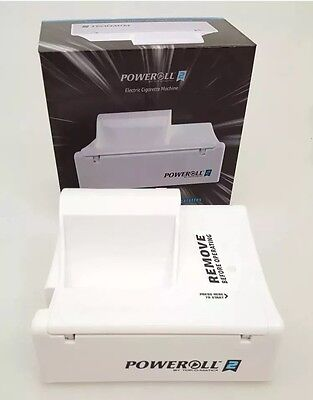 POWEROLL 2 Electric Cigarette Machine Makes King Size & 100mm by Top-O-Matic