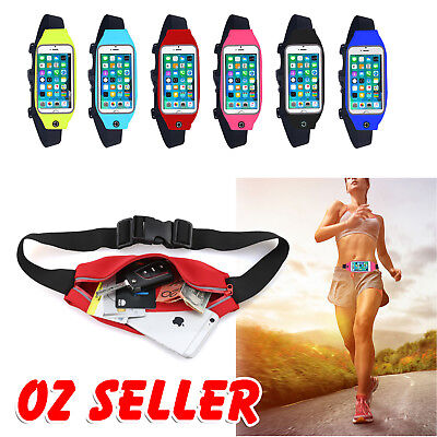 Sports Running Belt Waist Pocket Bum Bags Cycling Jogging Travel Pack Wallet