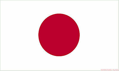 JAPAN FLAG 3X2 feet 90cm x 60cm FLAGS Japanese Nippon