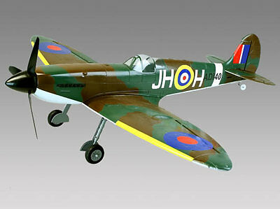 RC RTF Electric 4CH Brushless Motor SpitFire Airplane Ready to Fly