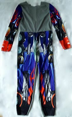 HALLOWEEN Transformers Optimus Prime Costume NO accessories Childs Sz 7-8
