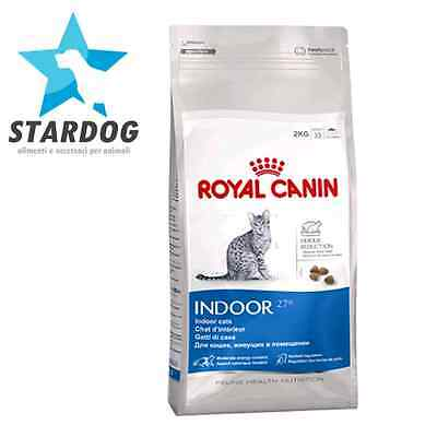 Royal Canin Indoor 27 Gatto Conf. Da 10Kg.