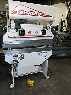"Pacific Tri-Acro (Diacro) 17 Ton 48"" Press Brake 1998"