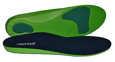 Premium Orthotic Insoles for Back heel Pain and treatment of Plantar fasciitis