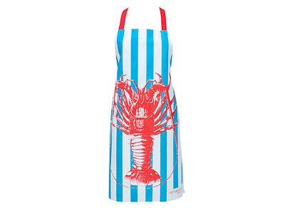 Crayfish 100% Cotton Apron Annabel Trends Excellent Quality Gorgeous Gift New