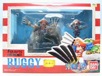 [FROM JAPAN]Figuarts Zero One Piece Buggy Figure Bandai