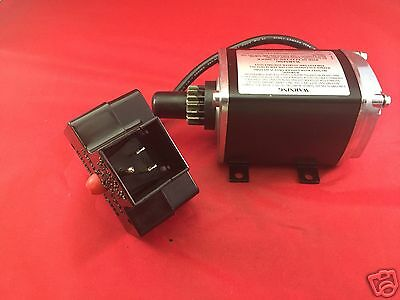 New Starter For Tecumseh Motor Snowblower Applications, 33329B, 33329C, 33329D