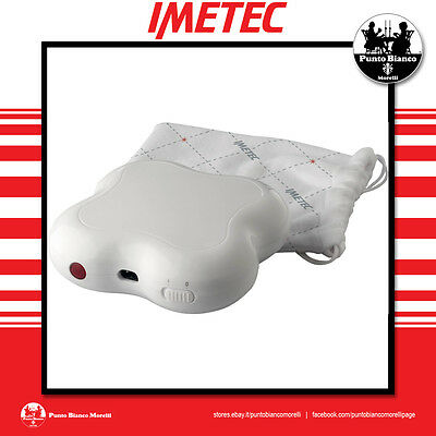 IMETEC. SCALDINO CERAMICO | Electric hot water bottle with ceramic technology