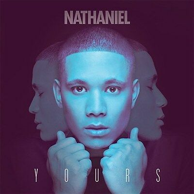 NATHANIEL Yours (Personally Signed by Nathaniel) CD NEW