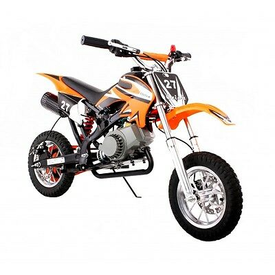 50cc Mini Dirt Bike | Kids Pit Bike | Scrambler | Mini Moto