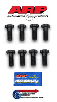 Set 8 Uprated ARP Pro Series Flywheel Bolts- For RPS13 180SX SR20DET Redtop Turb