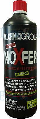 Convertitore Di Ruggine Rugine Antiruggine Convertiruggine Noxfer Rapido 750 Ml