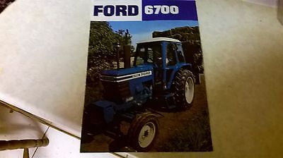 ford 6700 sale brochure