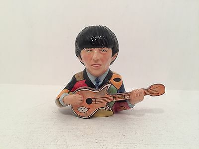 Manor Collectables George Harrison Limited Edition Toby Jug 457 of 1963 *MINT*