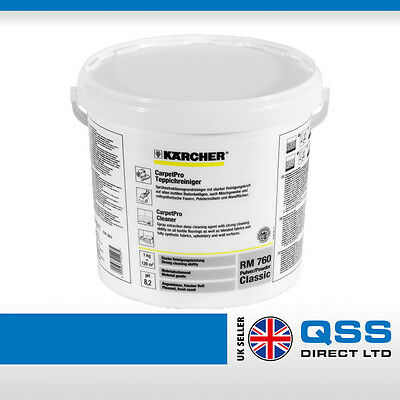 Karcher Rm760 Carpet Cleaning Powder 62913880 Puzzi 100 200 8/1 10/1 10/2
