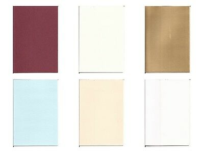 """6"""" x 4"""" Card Blanks with White Envelopes - Perfect for your DIY Greetings Cards"""
