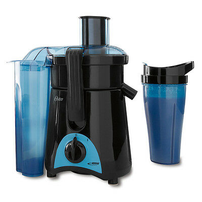 Oster Juice and Blend 2 Go Compact Juice Extractor and Personal Blender