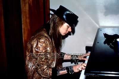 Axl Rose Photo Guns n Roses 8x12 or 8x10 inch '80s Candid Backstage Exclusive 47