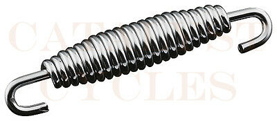 Chrome Kickstand Spring for Harley Jiffy Stand Spring on Softail & Touring 07-16