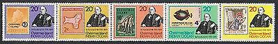 STAMPS from AUSTRALIA  CHRISTMAS ISLAND  1979 ROWLAND HILL  (MNH) C34