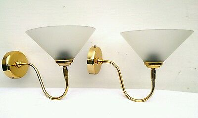 Amazing pair of Italian modernist sconces 1980 circa chandelier