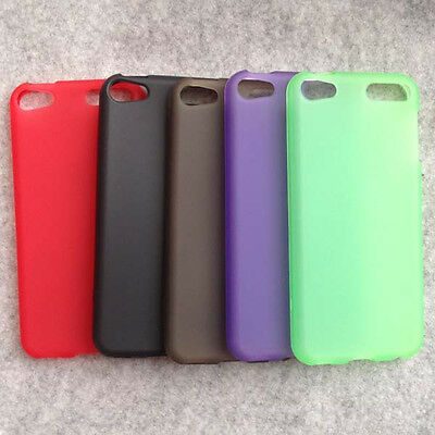 For Apple Ipod Touch 5 touch 6 Matte TPU Gel skin Soft Case Cover