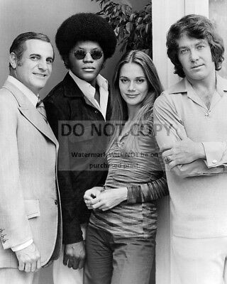"""""""The Mod Squad"""" Cast From The Abc Tv Show 1972 - 8X10 Publicity Photo (Ab-024)"""
