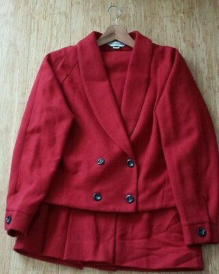Vintage Suit dress.The clothing company.made in melbourne. Size 12(wool&nylon