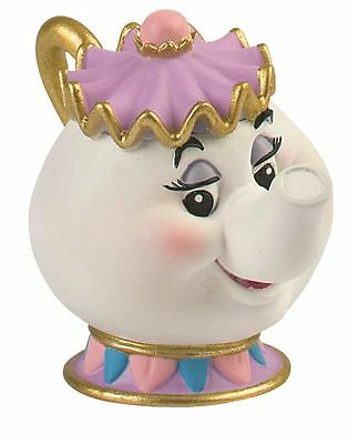 Beauty & The Beast Mrs Potts Figurine - Disney Bullyland Toy Figure Cake Topper