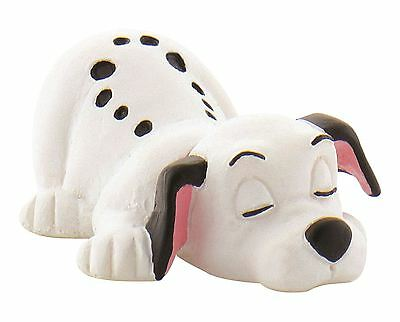 101 Dalmatians Lucky Dog Figurine - Disney Bullyland Toy Figure Cake Topper