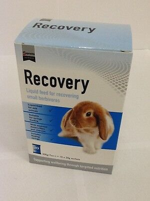 Supreme Recovery Sachets 10 x 20g, Premium Service, fast dispatch
