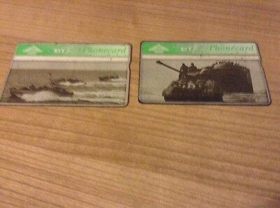 bt phone cards wwii