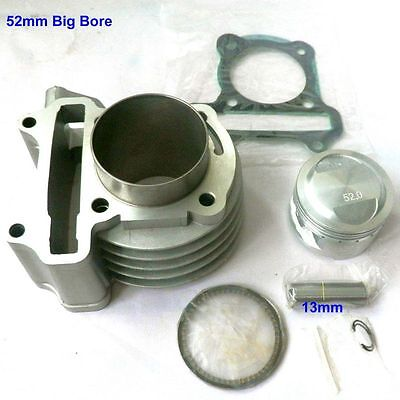 50cc - 105cc PERFORMANCE CYLINDER BIG BORE KIT Scooter 139QMB Baotian Jinlun GY6