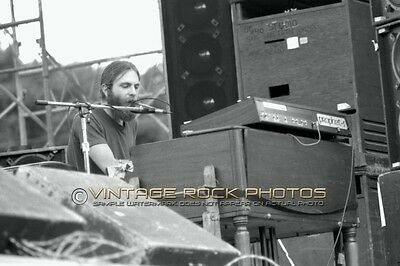 Brent Mydland Grateful Dead Photo 8x12 in '79 San Jose CA Live Concert Print 31