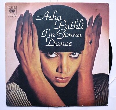 "06045 45 giri - 7"" - Asha Puthli - I'm gonna dance - Good night"