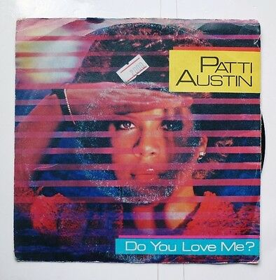"06065 45 giri - 7"" - Patti Austin - Do you love me? - Solero"