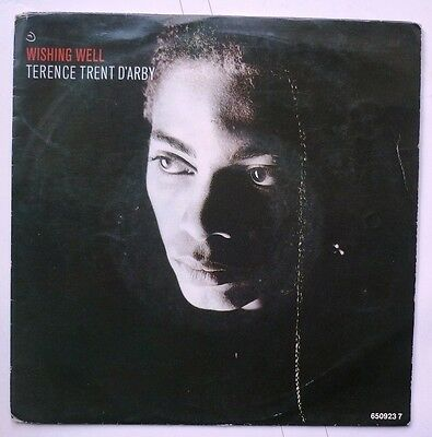 "06116 45 giri - 7"" - Terence Trent d'Arby - Wishing well - Elevators & Heart"