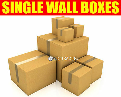 NEW Cardboard House Moving Shipping Packing Boxes - Removal Packaging box