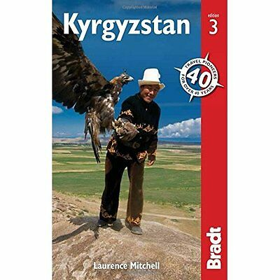 Kyrgyzstan 3e Mitchell Bradt Travel Guides Paperback / softback 9781841628561