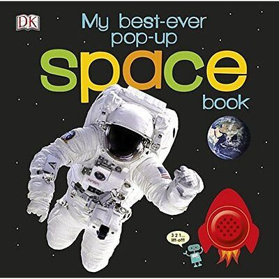 My Best-Ever Pop-Up Space Book DK Children Board 9780241206003